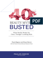 40 Beauty Myths Busted Online Version