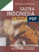 EnsiklopediaSastraIndonesiaModern2003