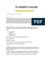 Proyecto Minero Cuajone en Moquegua 1 y 2