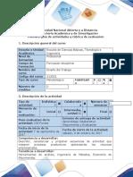 TC1 Guía de actividades y rúbrica de evaluación - Fase 2. Ingeniería de Métodos