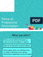 Ethics Auditor