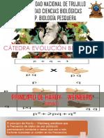 Semana 6 Nuevo Principio de Hardy-weinberg Quilibrio de Las Poblaciones