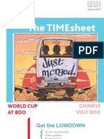 Timesheet Issue 2
