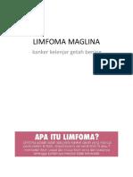 LIMFOMA MAGLINA