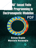 Kuzuoglu, Mustafa_ Ozgun, Ozlem - MATLAB-based Finite Element Programming in Electromagnetic Modeling-CRC Press (2019)