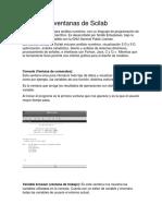 Manual de Ventanas de Scilab