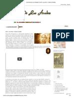 Historia de Los Árabes  Arte, Cultura y Ciencia Árabe