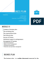 Entrepreneurship Development Unit 3
