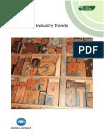 Konica Minolta Latest Print Industry Trends
