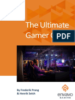 The Ultimate Gamer Guide by Envavo