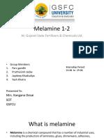 Melamine Plant Production Manual