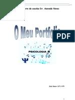 Portfolio psicologia 12º