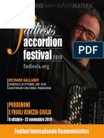Fadiesis Accordion Festival 2019