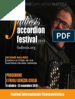 Fadiesis Accordion Festival 2019