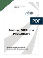special dpp probablity