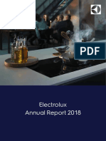 Electrolux Annual Report 2018