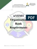 AYEMT Ranking