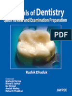 Essentials Of Dentistry Quik Review and Examination Preparation ( PDFDrive.com ).pdf