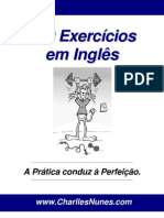 100 exercícios de inglês