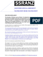 Is MA63 a Valid International Agreement_updated Version 2019
