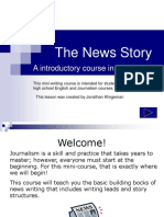 News Writing 3