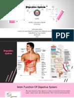 Ppt Biokimia 2 Sistem Pencernaan