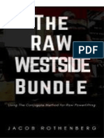 Raw Conjugate - Foundations_ The Complete _How To_ System On Using Conjugate For Raw Powerlifting (Raw Conjugate Series