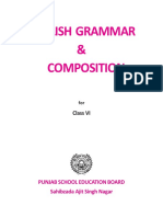 EnglishGrammar & Composition 6
