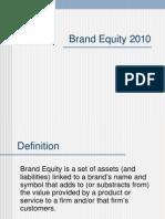 Brand Equity Mmm