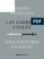 Armitage Las Guerras Civiles Intro