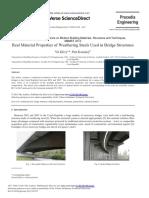 Vit Krivy - Properties of Weathering Steels Used in Bridges - 2013 (1)