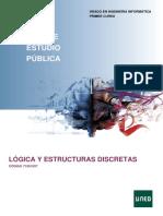 Guía Lógica y Estructuras Discretas UNED