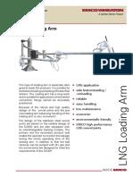 Catalogo brazo de carga criogenico