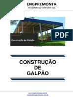 Construção de Galpão