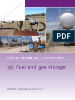 Fuel & gas storage