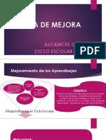 Ruta Alcances 2018- 2019