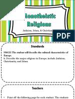 Monotheistic Religions.pptx