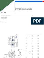 BallBearing Plummer Block Units - Y_UCP 204