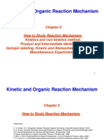 Study Mechanism_Kinetics and Non Kinetics