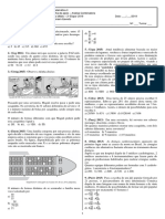 Folha de Analise Combinatoria 3