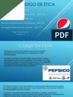 Código Ética Pepsi