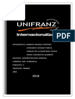 Fast and Cheap Informe