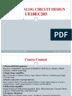 Unit1_physics of MOS Transistors