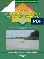 Pesca e piscicultura no Pantanal