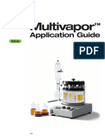 Application Guide Multivapor 1205 Komplett