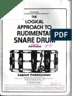Rudimental Snare Drum-PDF