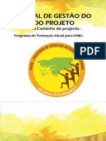 Manual GCP O Caminho Do Projecto Formacao Inicial