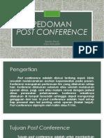 QBL 8B Pedoman Post Conference.pptx