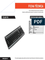 Ficha Tecnica Teclado Pos Qpa1702