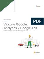 Vincular Google Analytics y Google Ads